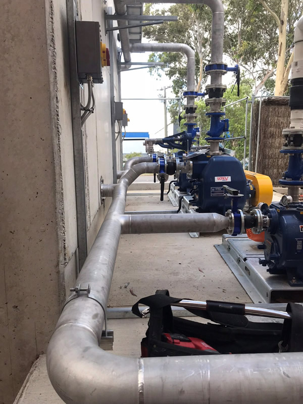 Process Pipework Spooling & Installation
